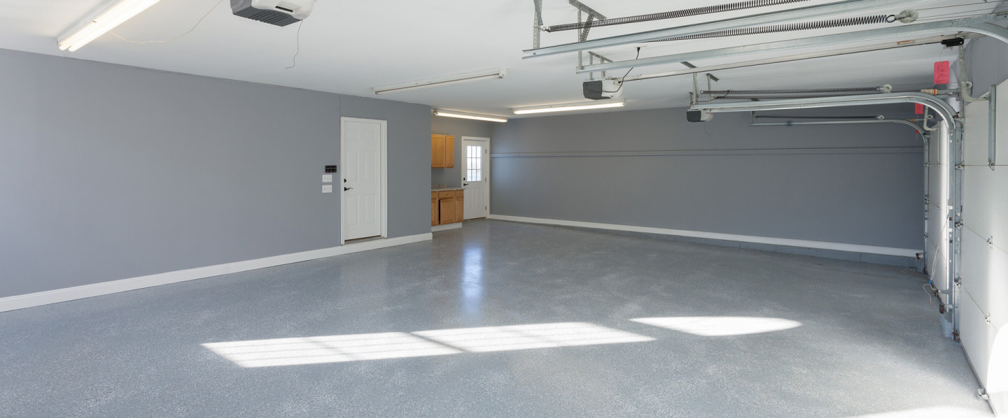 Install a Durable Epoxy Coating in Your Garage